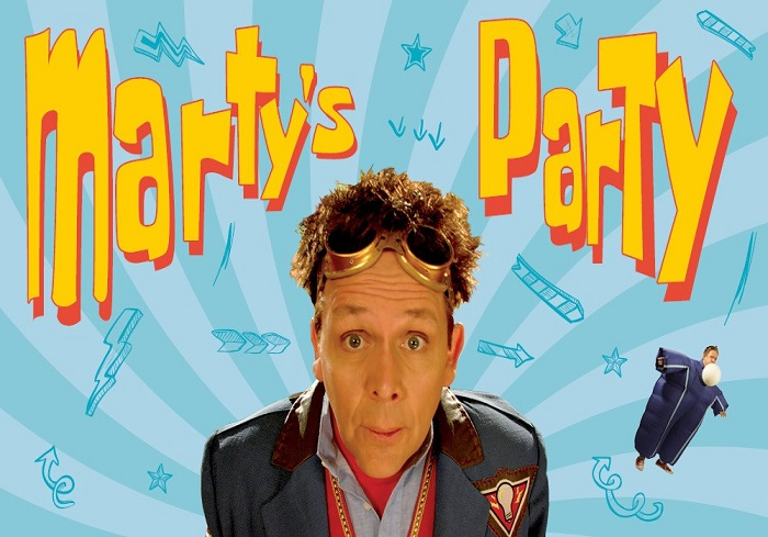 Marty's party