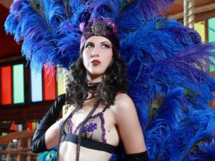 Perth International Burlesque Festival Roadshow 2015