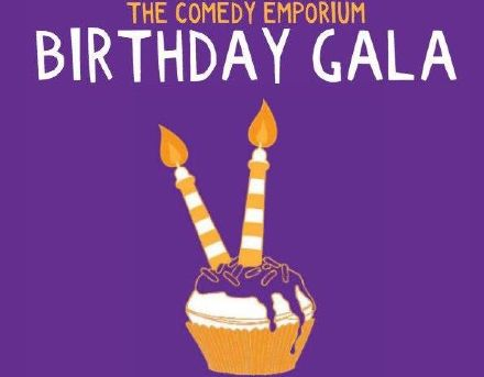 The Comedy Emporium Birthday Gala