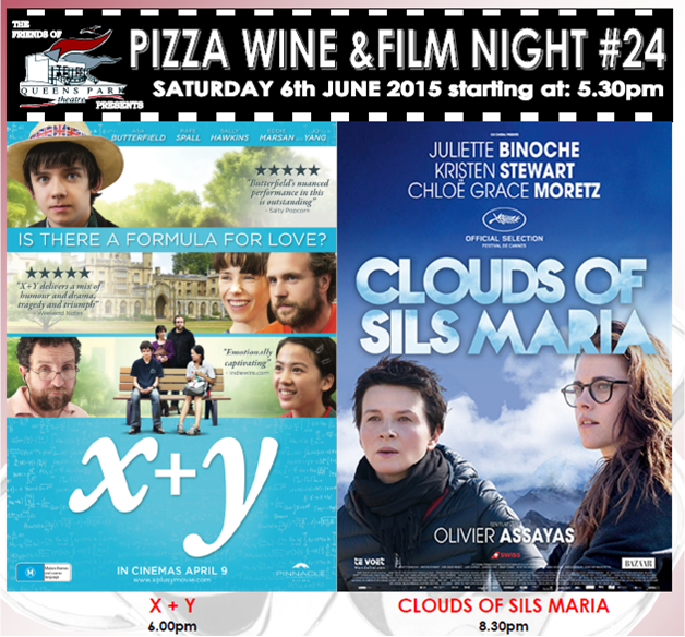 Pizza Wine & Film Night #24