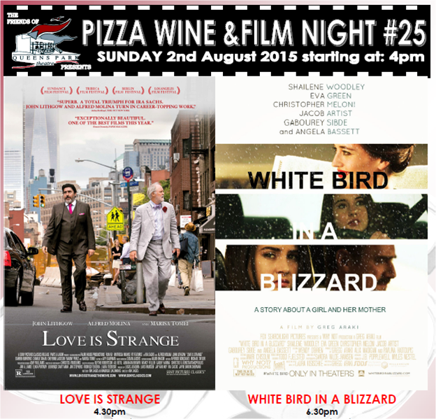 Pizza Wine & Film Night #25