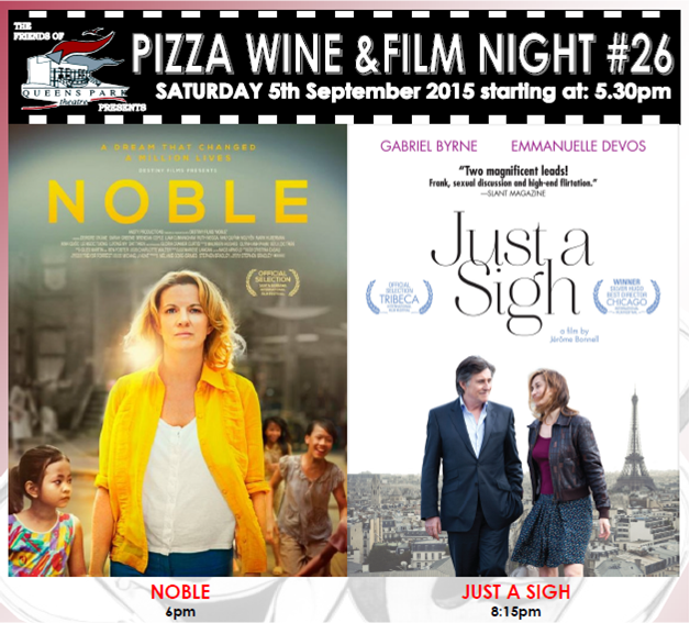 Pizza Wine & Film Night #26