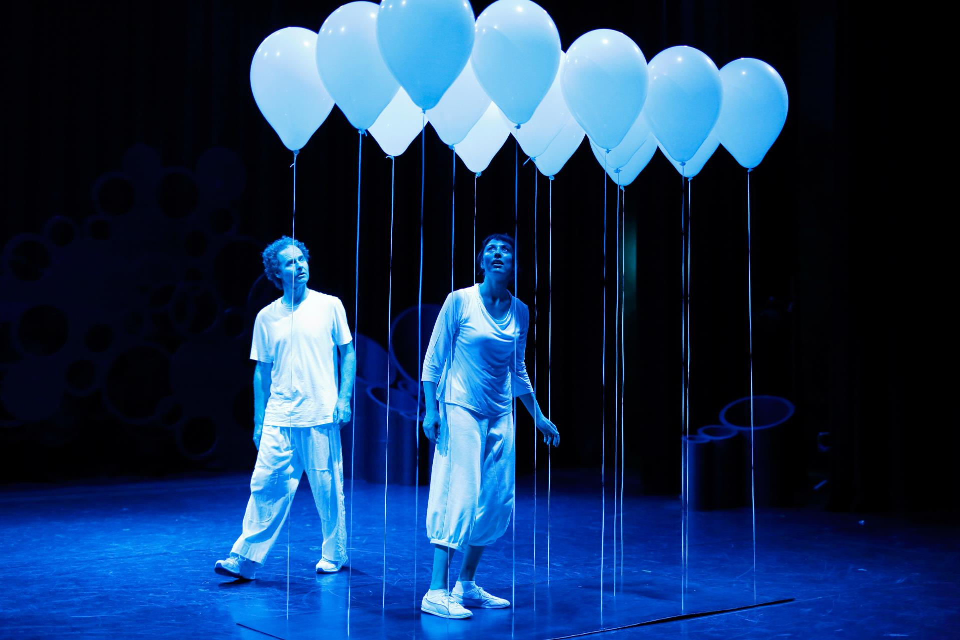 The Moon's A Balloon by Patch Theatre Company
