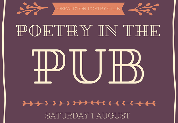 Poetry Weekender - Poetry in the Pub & Recovery Breakfast